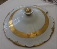 АГ 857 Золотая Лента крышка от супницы