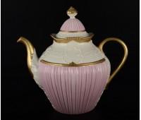 Cattin Розовый чайник заварочный