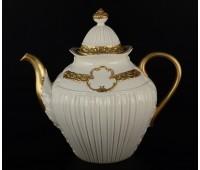 Cattin Кремовый чайник заварочный