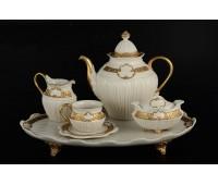 Cattin чайный сервиз на 6 персон 16 предметов