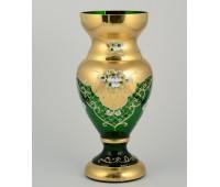 Зеленая Лепка B-L ваза для цветов 35см
