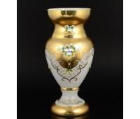Белая Лепка ваза для цветов 35см