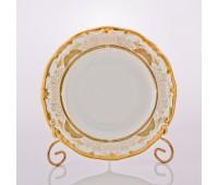 """Веймар """"Золотая Симфония 427"""" набор тарелок 17см десертныхиз 6ти штук"""