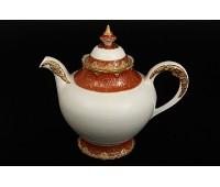 Cattin Красный Золотой чайник заварочный