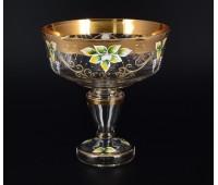 Лепка Золотая Стар ваза для конфет 20см