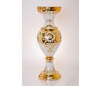 Белая Лепка 8149 ваза для цветов 60см