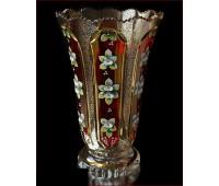 Аурум Смальта Рубин ваза для цветов 31см