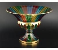 Лаурус Цветной ваза для фруктов 350мл