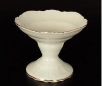 Бернадот Ивори ваза на ножке 13см