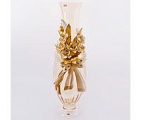 Cevik Group Золотые Цветы ваза для цветов 80см