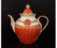Cattin Красный чайник заварочный