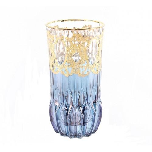 TIMON BLUE  набор стаканов 350мл 6 штук