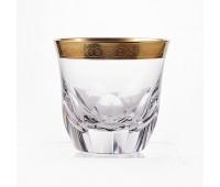 Джесси Золото набор стаканов 360мл 6штук