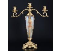 Rosaperla подсвечник на 3 свечи
