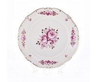 """Веймар """"101 Роза"""" набор тарелок 17см из 6ти штук десертных"""