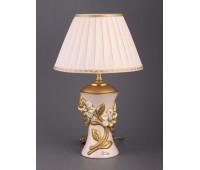 Бергер Лампа настольная е14 с абажуром 40см