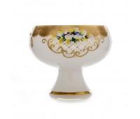 Белая Лепка 5849 ваза для конфет 17см