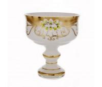 Белая Лепка 6888 ваза для конфет 17см