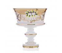 Белая Лепка 6999 ваза для конфет 17см