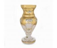 Белая Лепка ваза для цветов 43см