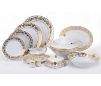 Alexandria Gold сервиз столовый на 6 персон 27 предметов