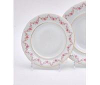 Леандер Соната 158 набор тарелок 17см десертных 6 штук