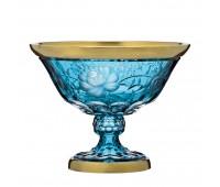 Арнштадт ПримеРозе Голд ваза для фруктов 30см