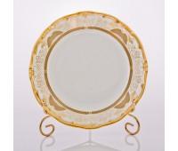 """Веймар """"Золотая Симфония 427"""" набор тарелок 19см закусочных из 6ти штук"""