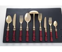 Домус Бордо набор столовых приборов на 12 персон 75 предметов