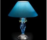 Элит Богемия Азур лампа настольная
