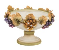 Виноград ваза для фруктов 39см