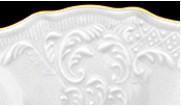 Белый отводка Золото