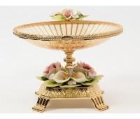 Rosaperla  Цветы ваза для конфет