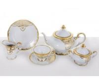 Веймар Лаке чайный сервиз на 6 персон 21 предмет в подарочной упаковке