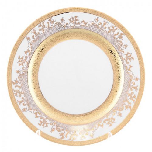 "Falken Porsellan ""Голд"" набор тарелок 27см 6штук"