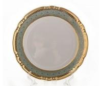 Констанция Бирюзовый набор тарелок 19см 6 штук