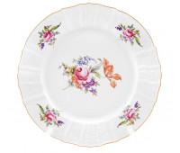 Бернадотт Полевой цветок  блюдо круглое 30см