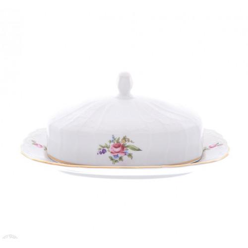 Бернадотт Полевой цветок масленка с крышкой 250гр