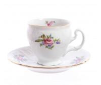 Бернадотт Полевой цветок набор 6 чашек/6 блюдец 170мл