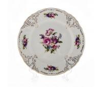 Бернадот Ивори Дипломат набор тарелок 21см закусочных 6 штук