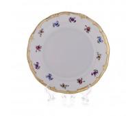 """Веймар """"1016 Мейсенский Цветок"""" набор тарелок 22см из 6ти штук закусочных"""
