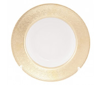 "Falken Porselan ""Диамонд Фулл Голд"" набор тарелок 22см для супа 6штук"