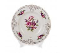 Бернадот Ивори Дипломат набор тарелок 23см глубоких для супа 6 штук