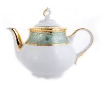 Констанция Бирюзовый чайник заварочный 1,2л