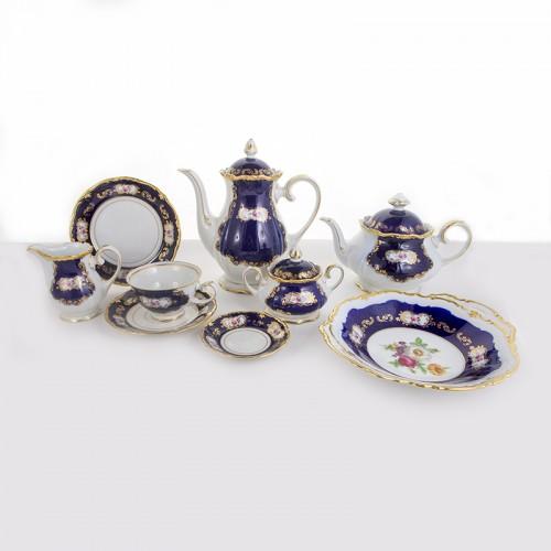 Reichenbach 8159 чайный сервиз на 6 персон 29 предметов