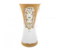 Белая Лепка E-S ваза для цветов 40 см