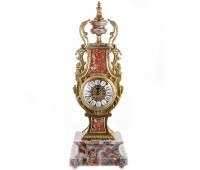 Альберти Ливио часы каминные 51х18х14см