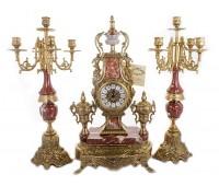 Альберти Ливио набор для камина 3 предмета
