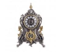 Альберти Ливио часы 40х24см Платина с Золотом