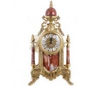 Альберти Ливио часы каминные 45х25х18см